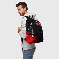 Рюкзак THE WITCHER цвета 3D — фото 2