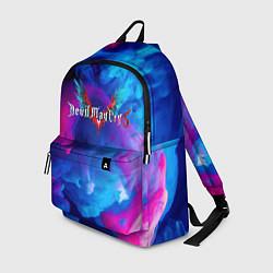Рюкзак DEVIL MAY CRY DMC цвета 3D — фото 1