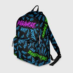 Рюкзак Paramore RIOT! цвета 3D — фото 1