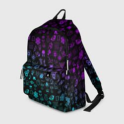 Рюкзак RAINBOW SIX SIEGE NEON цвета 3D — фото 1