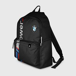 Рюкзак BMW POWER CARBON цвета 3D-принт — фото 1