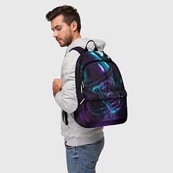 Рюкзак ЧУЖОЙ цвета 3D-принт — фото 2