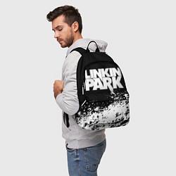 Рюкзак LINKIN PARK 4 цвета 3D — фото 2