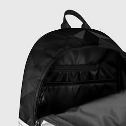 Рюкзак SUBARU WRX STI спина Z цвета 3D-принт — фото 2