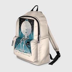 Рюкзак Star Trek цвета 3D-принт — фото 1
