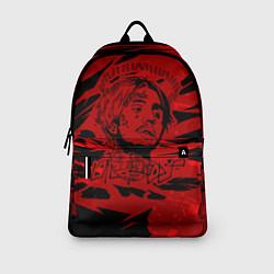 Рюкзак Lil Peep цвета 3D — фото 2