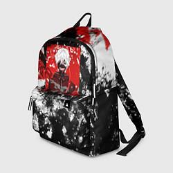Рюкзак Кен канеки цвета 3D-принт — фото 1
