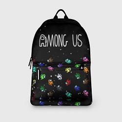 Рюкзак AMONG US цвета 3D-принт — фото 2