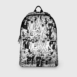 Рюкзак GHOSTEMANE цвета 3D-принт — фото 2