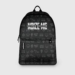 Рюкзак Noize MC цвета 3D-принт — фото 2