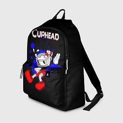Рюкзак Cuphead цвета 3D — фото 1