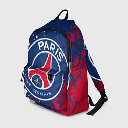 Рюкзак ФК ПСЖ FC PSG PARIS SG цвета 3D-принт — фото 1