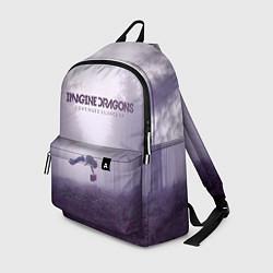 Рюкзак Imagine Dragons: Silence цвета 3D — фото 1
