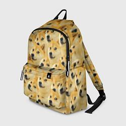 Рюкзак Doge цвета 3D — фото 1