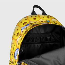 Рюкзак Emoji цвета 3D — фото 2