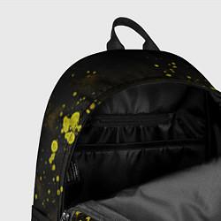 Рюкзак Wu-Tang Clan: Yellow цвета 3D-принт — фото 2