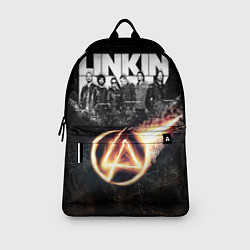 Рюкзак Linkin Park: Comet цвета 3D — фото 2