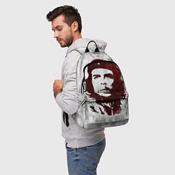 Рюкзак Че Гевара цвета 3D — фото 2