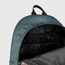 Рюкзак Лисичка фыр-фыр цвета 3D — фото 2