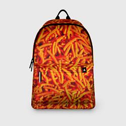 Рюкзак Морковь цвета 3D — фото 2
