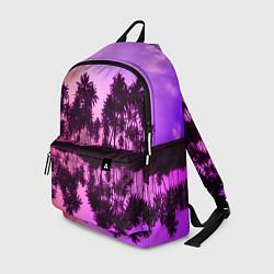 Рюкзак Hawaii dream цвета 3D-принт — фото 1