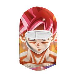 Балаклава DBZ: Super Goku цвета 3D-белый — фото 2