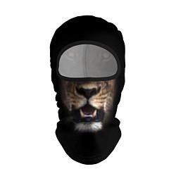 Балаклава Fangs цвета 3D-черный — фото 1