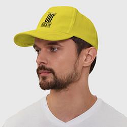 Бейсболка Made in the 00s цвета желтый — фото 1