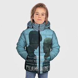 Куртка зимняя для мальчика Джейкоб и Элла цвета 3D-черный — фото 2