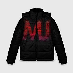 Куртка зимняя для мальчика Manchester United team - фото 1