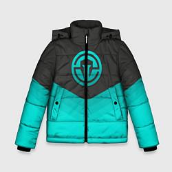 Куртка зимняя для мальчика Immortals Uniform цвета 3D-черный — фото 1