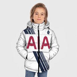 Куртка зимняя для мальчика Tottenham Hotspur: AIA цвета 3D-черный — фото 2