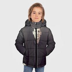 Куртка зимняя для мальчика Честер Беннингтон цвета 3D-черный — фото 2