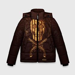 Куртка зимняя для мальчика Taboo Duel - фото 1