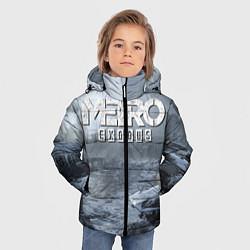 Детская зимняя куртка для мальчика с принтом Metro Exodus: Cold Winter, цвет: 3D-черный, артикул: 10135429106063 — фото 2