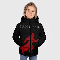 Куртка зимняя для мальчика Blade Runner цвета 3D-черный — фото 2