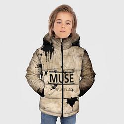 Куртка зимняя для мальчика Muse: the 2nd law - фото 2