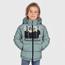 Куртка зимняя для мальчика The Cranberries цвета 3D-черный — фото 2
