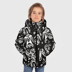 Куртка зимняя для мальчика Сибирские мотивы - фото 2