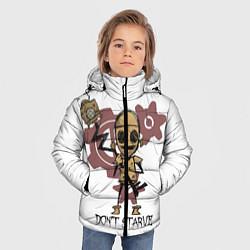 Куртка зимняя для мальчика Don't Starve: WX-78 - фото 2