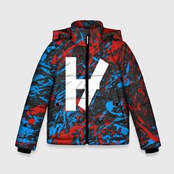 Куртка зимняя для мальчика 21 Pilots: Regional at Best цвета 3D-черный — фото 1