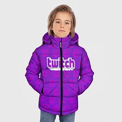 Куртка зимняя для мальчика Twitch Online - фото 2