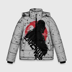 Куртка зимняя для мальчика Imperial Darth Vader цвета 3D-черный — фото 1