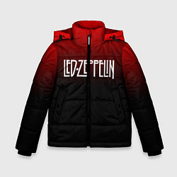 Куртка зимняя для мальчика Led Zeppelin - фото 1