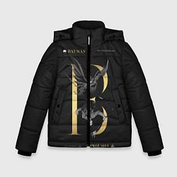 Куртка зимняя для мальчика Batman and The Joker цвета 3D-черный — фото 1