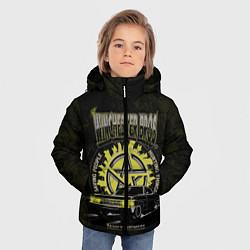 Куртка зимняя для мальчика Winchester Bros цвета 3D-черный — фото 2