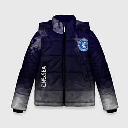 Куртка зимняя для мальчика Chelsea цвета 3D-черный — фото 1