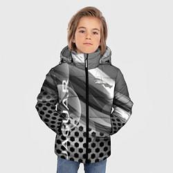 Куртка зимняя для мальчика JAGUAR цвета 3D-черный — фото 2