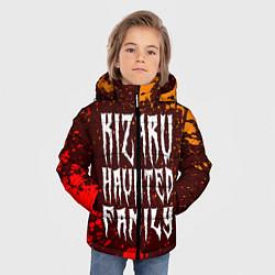 Куртка зимняя для мальчика KIZARU КИЗАРУ цвета 3D-черный — фото 2