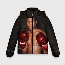 Куртка зимняя для мальчика Мухаммед Али - фото 1